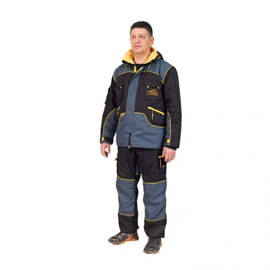 Dog Training Suit of Membrane Fabric