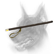 Doberman Dog Advanced Training Stick