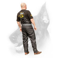 Lightweight Protection Nylon Scratch Pants for Doberman Dog Training