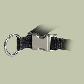 Nylon Quick-Release Training Pinch Collar for Doberman