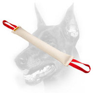 Doberman Dog Fire Hose Bite Tug - Extra Large Size