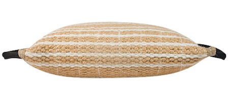 3 Handled Bite Pillow-THICK Jute Bite PAD
