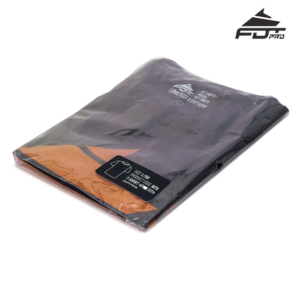Packed FDT Pro T-shirt Dark Grey Color