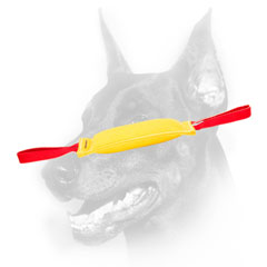 Dog Bite Tug for Training made of French Linen