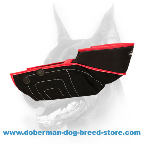 Extra Strong Doberman Protection Bite Sleeve - Safest Training Doberman Equipment