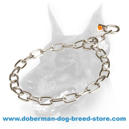 Doberman Dog Fur Saver of the Highest Quality Stainless Steel