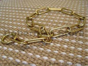 chain collar- choke collar